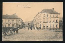 TOURHOUT  STATIEPLAATS - Torhout