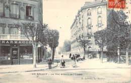 93 SEINE St DENIS Animation De Rue Devant La Pharmacie Boulay Boulevard De L'Ouest Au RAINCY - Le Raincy