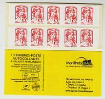 Carnet 851 C11 Mon Timbre à Moi - Definitives