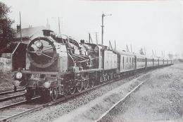 Cartolina Ferrovie - Region Du Nord - Locomotive 3.1192 - Autres