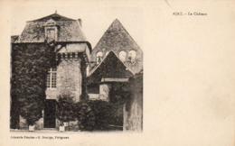 D24  DORDOGNE  AJAT  Le Chateau  ..... - Autres Communes