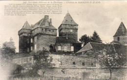 D24  DORDOGNE  BADEFOLD D' ANS  Chateau  ..... - France