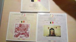 """M/MS13 BELGIQUE Série """"Fleur De Coin"""" FDC 1982/1988  (FR+FL) 24 Pièces RARE !! - Uncirculated"""