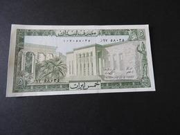 Banknote Libanon 5 Livres 1986  Unc - Libano