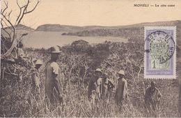 Mohéli La Cote Ouest, Peu Courante - Comoros
