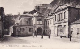1920  67La Bourboule, L'tablissement Choussy - La Bourboule