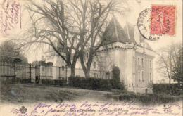 D24  TERRASSON  Le Château De Fraïsse  ..... - Other Municipalities