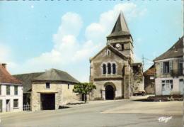 D24  PAYZAC  Place De L' Eglise  ..... - Autres Communes