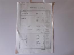 Bon De Commande Neutre Vélosolex Octobre 1975 + Exemplaire - France