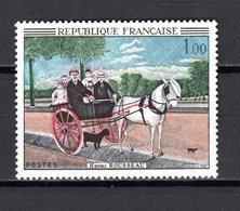 FRANCE  N° 1517b  VARIETE    NEUF SANS CHARNIERE  COTE 3.00€   TABLEAUX PEINTRE - Francia
