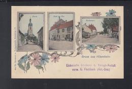 Frankreich France AK Hilsenheim Elsass - Frankreich