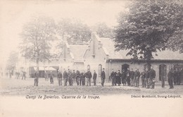 Camp De Beverloo Caserne De La Troupe - Casernes
