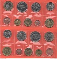 Mozambico Serie 9 Monete 2006 Set Mozambique Coins - Mozambique
