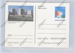 UNO WIEN - 1985, Ganzsache P4 - Centre International De Vienne