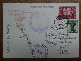 AUSTRIA - Cartolina Postale Commemorativa Viaggiata + Spese Postali - 1945-.... 2nd Republic