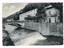 XW 1838 Pistoia - Pracchia - Albergo Appennino E Fiume Reno / Viaggiata 1955 - Pistoia