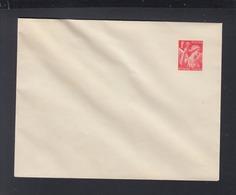 Frankreich France Umschlag 1 F Ungebraucht Klappe Festgeklebt - Standard- Und TSC-Briefe (vor 1995)