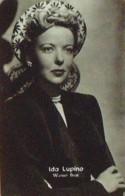 LUPINO IDA-photo Véritable- ACTRICE-WARNER BROS-1950 - Famous People