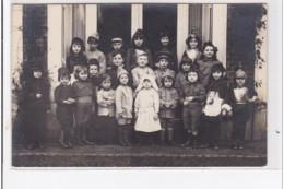 BEAUVAIS : Décembre 1915, Groupe De Jeunes Enfants - Très Bon état - Beauvais