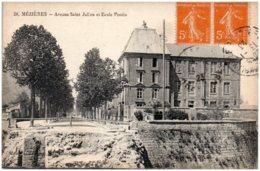 08 MEZIERES - Avenue Saint-Julien Et école Protin - France