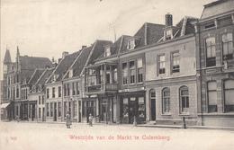 Westzijde Van De Markt Te Culemborg - Culemborg