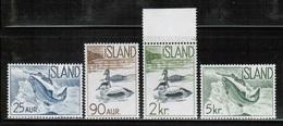 IS 1959 MI 335-38 - Unused Stamps