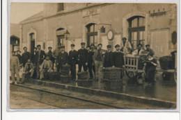 LE CHAPUS : Gare, Expedition Des Huitres - Tres Bon Etat - France