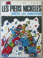 Les Pieds Nickelés Contre Les Kidnapper EO 1973 - Pieds Nickelés, Les