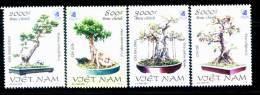 Vietnam Viet Nam MNH Perf Withdrawn Stamps 2004 : Bonsai (Ms925) - Vietnam