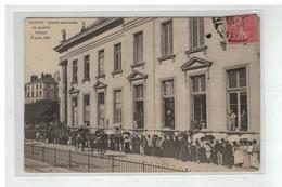 44 NANTES ENTREE SOLENNELLE DU GENERAL PELOUX 13 AOUT 1904 - Nantes