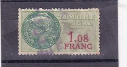 T.F S.U N°23 - Fiscaux
