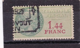 T.F S.U N°25 - Fiscaux