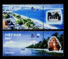 Vietnam Viet Nam MNH Perf Withdrawn Stamps 2005 : Nha Trang Bay (Ms935) - Vietnam