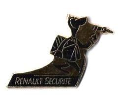 RENAULT - R69 - RENAULT SECURITE - Verso : SM - Renault