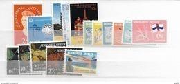 1965 MNH Nederlandse Antillen, Year Collection, Postfris - Curacao, Netherlands Antilles, Aruba
