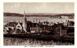29 CAMARET-sur-MER - Vue Centrale - Camaret-sur-Mer