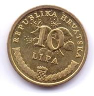 HRVATSKA 2013: 10 Lipa, KM 6 - Croatia