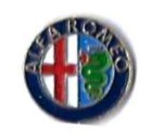 ALFA ROMEO - AR1 - SIGLE - Verso : SM - Alfa Romeo