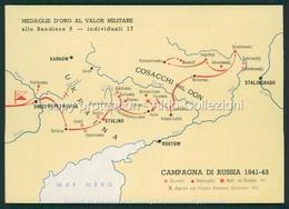 Militari  3 Divisione Celere Principe Amedeo Duca D'Aosta Campagna Di Russia FG M522 - Unclassified