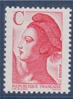 Liberté De Gandon N°2616 Neuf (2.30) Lettre C Rouge - 1982-90 Liberté De Gandon