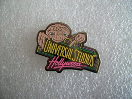 Pin's E.T. Extra-terrestre Universal Studios - Cine