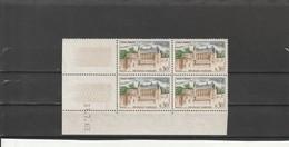 FRANCE Château D'amboise Bloc De 4  N° 1390** - 1960-1969