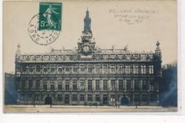 VALENCIENNE : Hotel De Ville, Ravage De La Grele, 21 Mai 1908 - Tres Bon Etat - Valenciennes