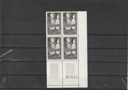 FRANCE Abbaye De Moissac Bloc De 4  N° 1394** - 1960-1969