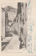 CPA  05 BRIANCON GRANDE RUE ANIMEE  1902 - Briancon