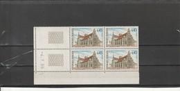 FRANCE Serie Touristique Bloc De 4  N° 1582** - 1960-1969