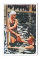 Olympia 1936 - BERLIN - Otto Wille, Gleiwitz Und Helmuth Fischer, Brenen - Trading Cards