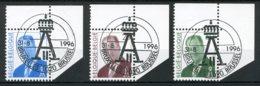 (B) 2660/2662 MNH** FDC 1996 - Z.M. Koning Albert II. - Belgien