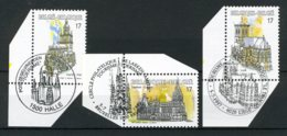 (B) 2711/2713 MNH** FDC 1997 - Toeristische Uitgifte. - Belgien