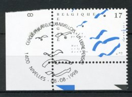 (B) 2777 MNH** FDC 1998 - Amis Philanthropes. - Belgien